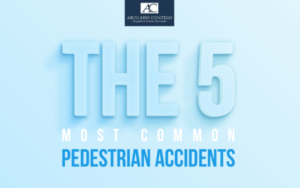 the five most common pedestrian accidents featured image